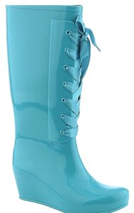 Dirty Laundry turquoise Boots