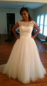 Davidoff Wg3672 Wedding Dress