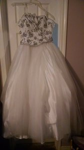 Maria's Collection Wedding Dress