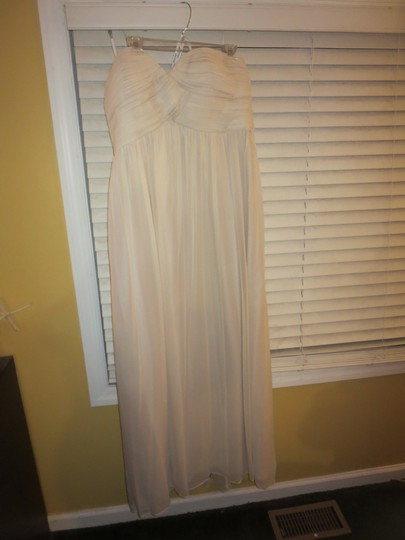 Donna Morgan Candlelight Chiffon Formal Bridesmaid/Mob Dress Size 18 (XL, Plus 0x) Image 1