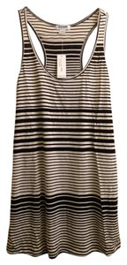 Old Navy Top Black Stripe