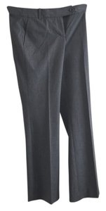 Ann Taylor LOFT Grey Dress Pant Boot Cut Pants gray