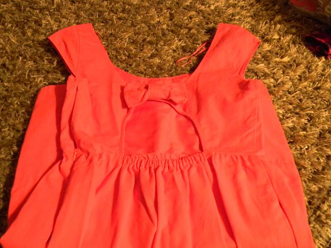 American Eagle Outfitters short dress Orange on Tradesy