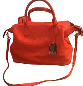 Reed Krakoff Satchel in Neon Orange