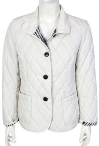 Lafayette 148 New York Button Down Quilted Coat
