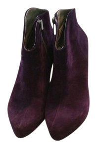 Jessica Simpson Bootie Suede purple Boots