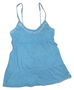 American Eagle Outfitters Top Blue