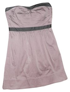 American Eagle Outfitters short dress Plum and Black on Tradesy