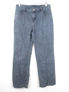 Soft Surroundings Wash Straight Leg Jeans