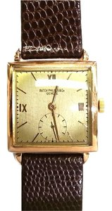 Patek Philippe Patek Philippe Vintage 18 Karat Rose Gold Watch