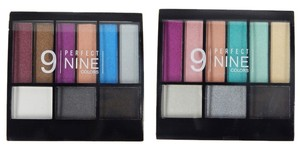 Vecceli Italy 2-pack Perfect 9 Colors EyeShadow AP017-AP019