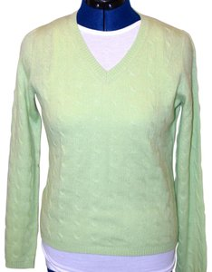 Charter Club 100% Cashmere V-neck Sweater