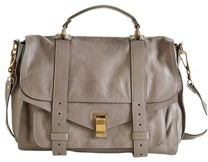 Proenza Schouler Grey Messenger Bag