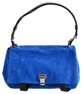 Proenza Schouler Blue Messenger Bag