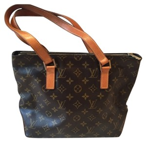 Louis Vuitton Tote in Brown Monogram