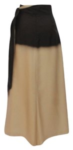 Dries van Noten Maxi Dreis Skirt Black
