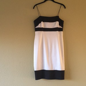 David Meister Bodycon Colorblock Motif Nwot Dress