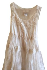 Monroe & Main short dress Beige on Tradesy