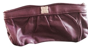 BCBG purple Clutch