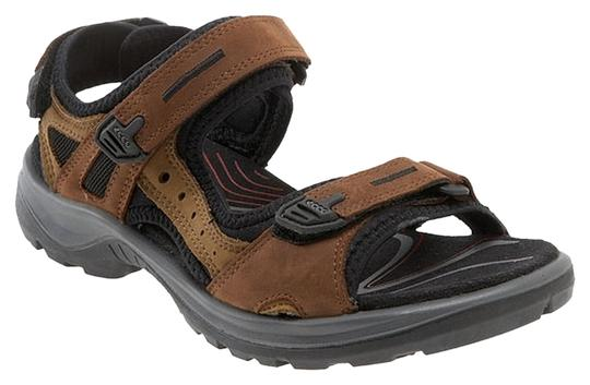 Ecco Men's Brown Sandals