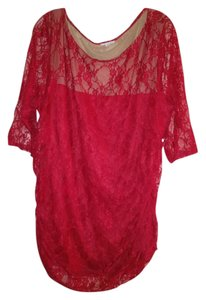 Kiyonna Top Red