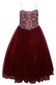 Alyce Paris Prom Quinceanera Red Wedding Alyce 6547 Dress