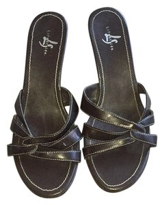 LifeStride Dark brown Wedges