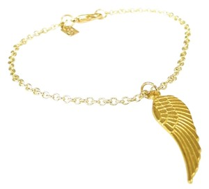 Elliot Francis Angel wing bracelet