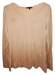 Urban Outfitters Truly Madly Deeply T Shirt Beige