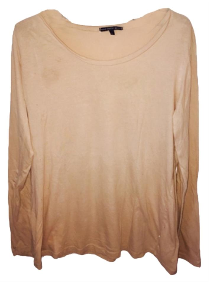 05b1741751 Urban Outfitters Beige Truly Madly Deeply Tee Shirt Size 12 (L ...