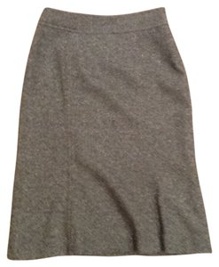 Gap Skirt Black and white