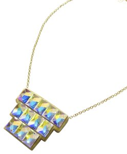 Elliot Francis Swarovski Crystal Necklace