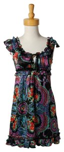 Betsey Johnson short dress Multi on Tradesy