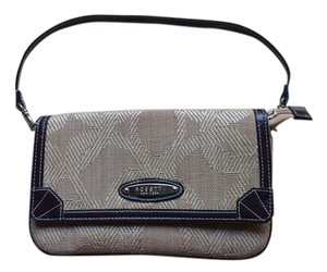 Rosetti Weaved Lightweight Convertible Shoulder Bag
