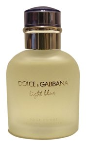 Dolce&Gabbana Dolce & Gabbana Light Blue For Men 2.5 Oz Pour Home Eau De Toilette
