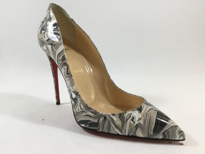 Christian Louboutin Pigalle Marbled Pumps