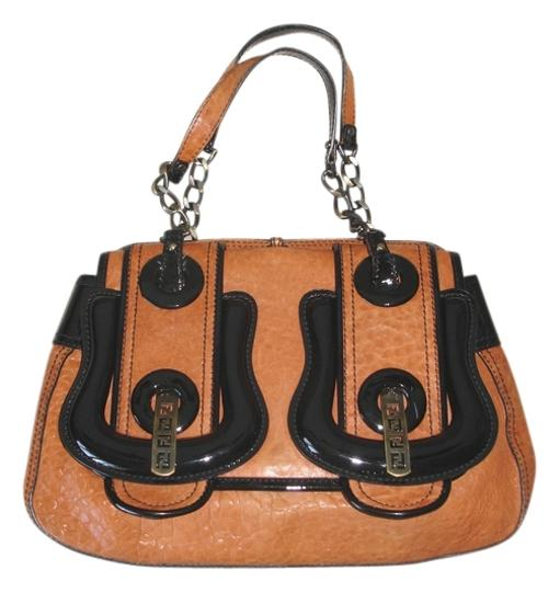 Preload https://img-static.tradesy.com/item/11852812/fendi-large-double-buckle-camel-leather-satchel-0-1-540-540.jpg