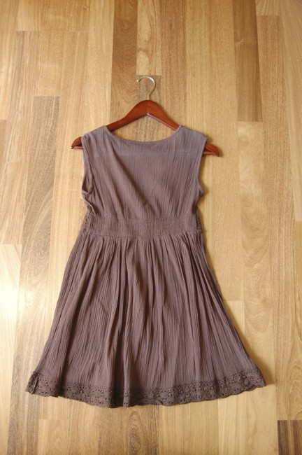 Raviya short dress Brown on Tradesy