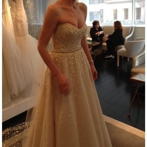 CHRISTOS Peony Wedding Dress
