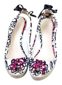 Coach Graffiti Mules