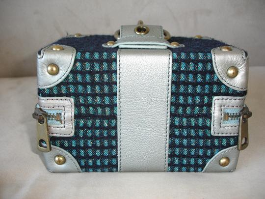 Marc Jacobs Bags Trunk Bags Box Bags Satchel in silver mint Image 2