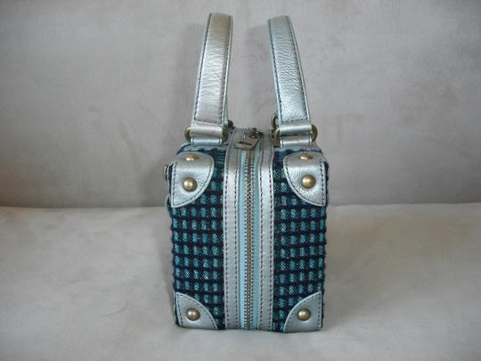 Marc Jacobs Bags Trunk Bags Box Bags Satchel in silver mint Image 3