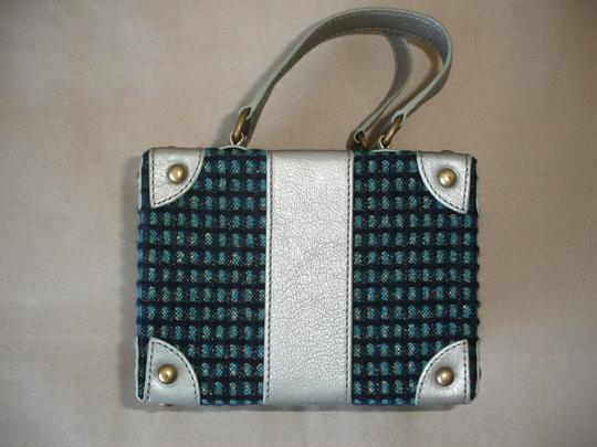 Marc Jacobs Bags Trunk Bags Box Bags Satchel in silver mint Image 4