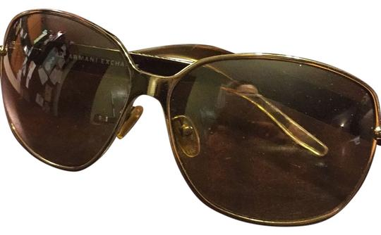 Preload https://img-static.tradesy.com/item/11855242/ax-armani-exchange-gold-and-brown-sunglasses-0-1-540-540.jpg