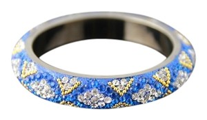 Other Royal Blue Swarovski Bangles pair