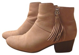 Coach Dusty Pink- rose color Boots
