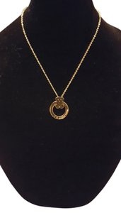 TOUS Gold tous necklace