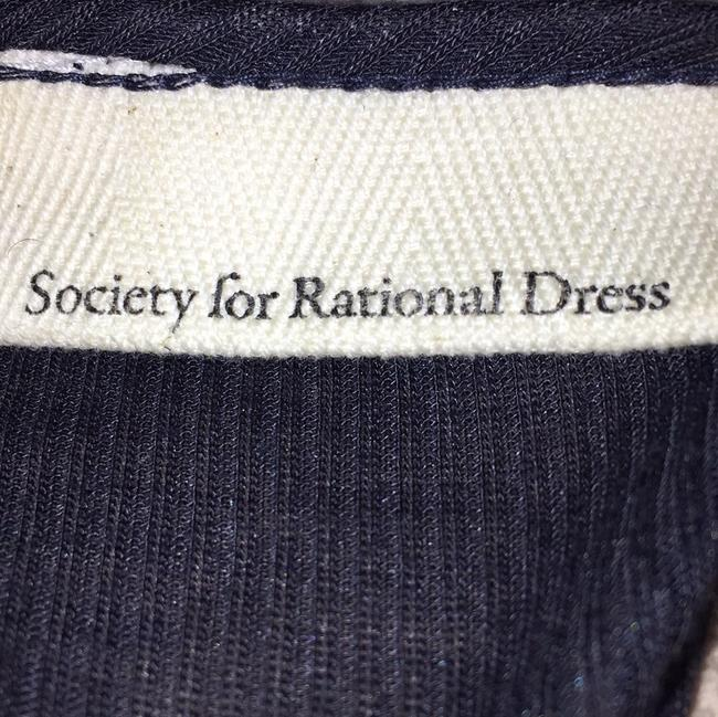 Society for Rational Dress Top Charcoal grey Image 2