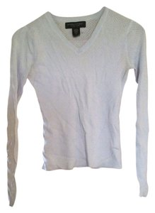 Banana Republic Pastel V-neck Sweater