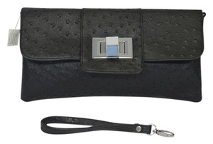 Ecco Black Clutch